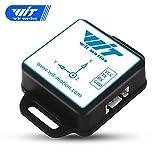 WitMotion BWT61CL ブルートゥースMPU6050角度+ジャイロ+加速度(+ -16g)6軸 Bluetooth Accelerometer (TTLシリアル、100HZ出力)カルマンフィルタリング傾斜角度センサー for Arduino, Raspberry pi and more