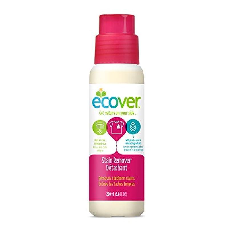 顔料思慮のないコードレス海外直送品Ecological Stain Remover, 6.8 OZ by Ecover