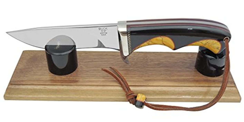 フラグラント不均一勤勉バックナイフ BUCK 927BFSLE バッファロー&ジャスパー スキナー