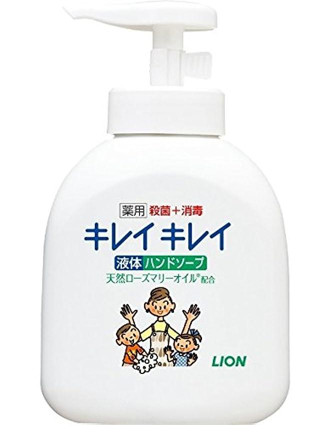 爆弾通訳差キレイキレイ 薬用 液体ハンドソープ 本体ポンプ 250ml(医薬部外品)