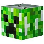 Minecraftのクリーパーヘッド(段ボール)  Minecraft Creeper Head (cardboard)