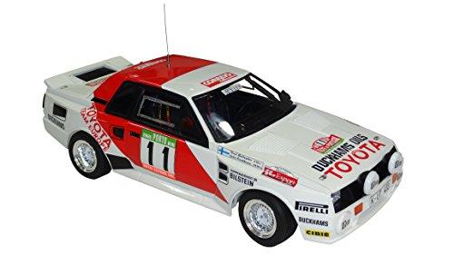青島文化教材社 1/24 BEEMAXシリーズ No.13 トヨタ TA64セリカ 1984 ポルトガルラリー仕様 プラモデル