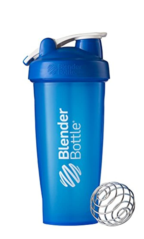 壁望み重くするBlender Bottle - ループ全色青で古典的なシェーカー ボトル - 28ポンド Sundesa で