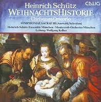 Schutz;Christmas Oratorio