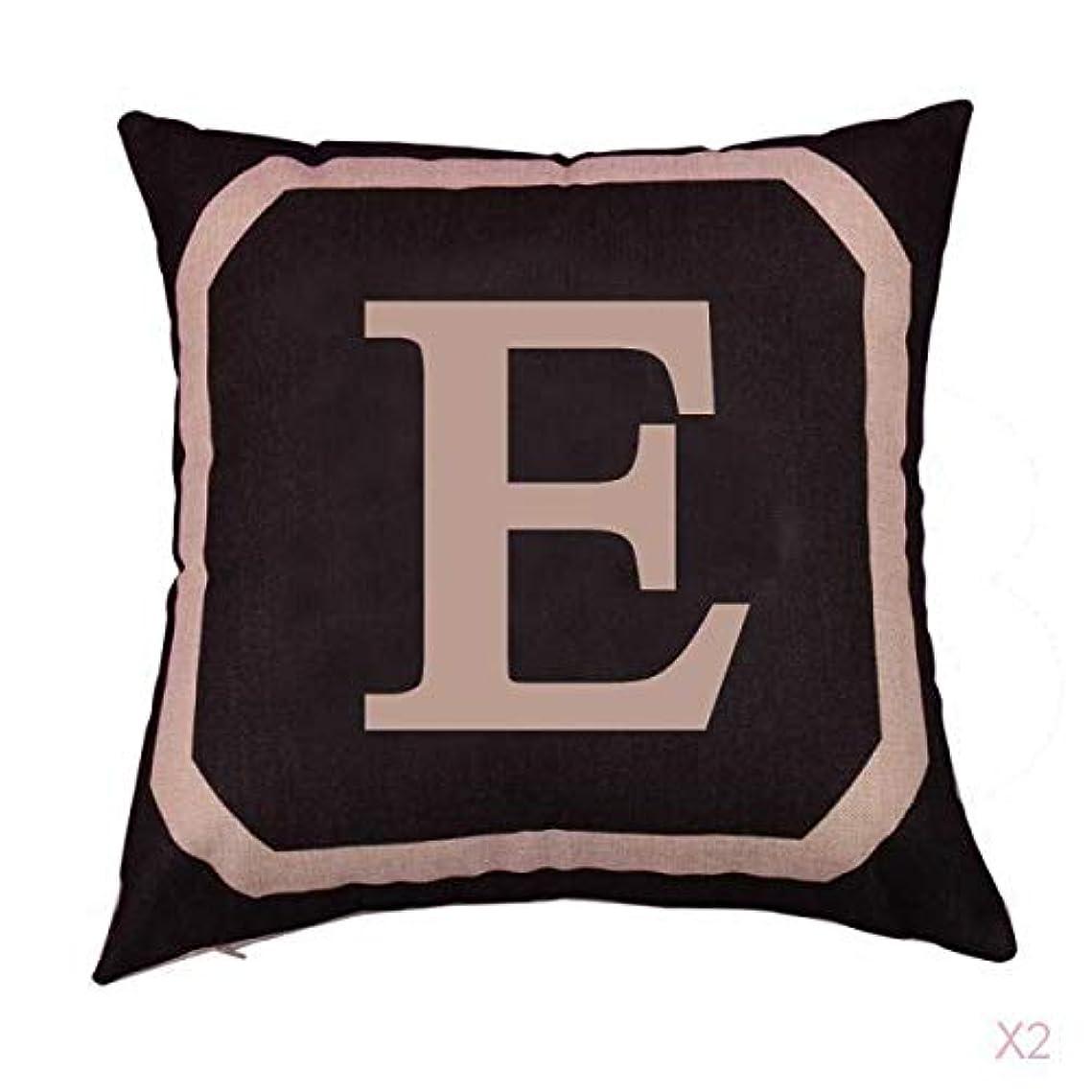 組み合わせレンダー状態FLAMEER 正方形の綿のリネンスローピローケース腰クッションカバーベッドソファ装飾電子