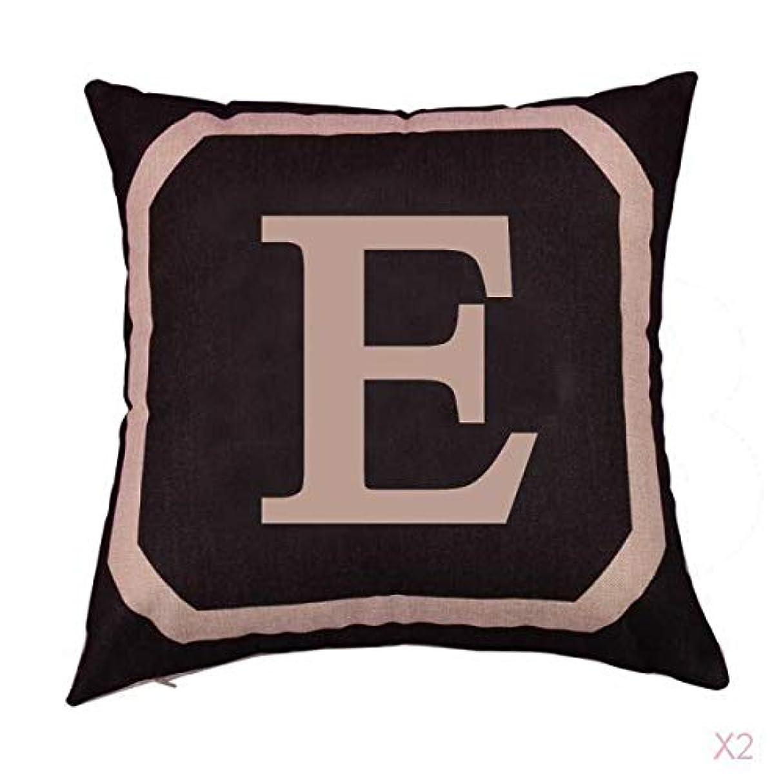 雨の顕現まっすぐ正方形の綿のリネンスローピローケース腰クッションカバーベッドソファ装飾電子