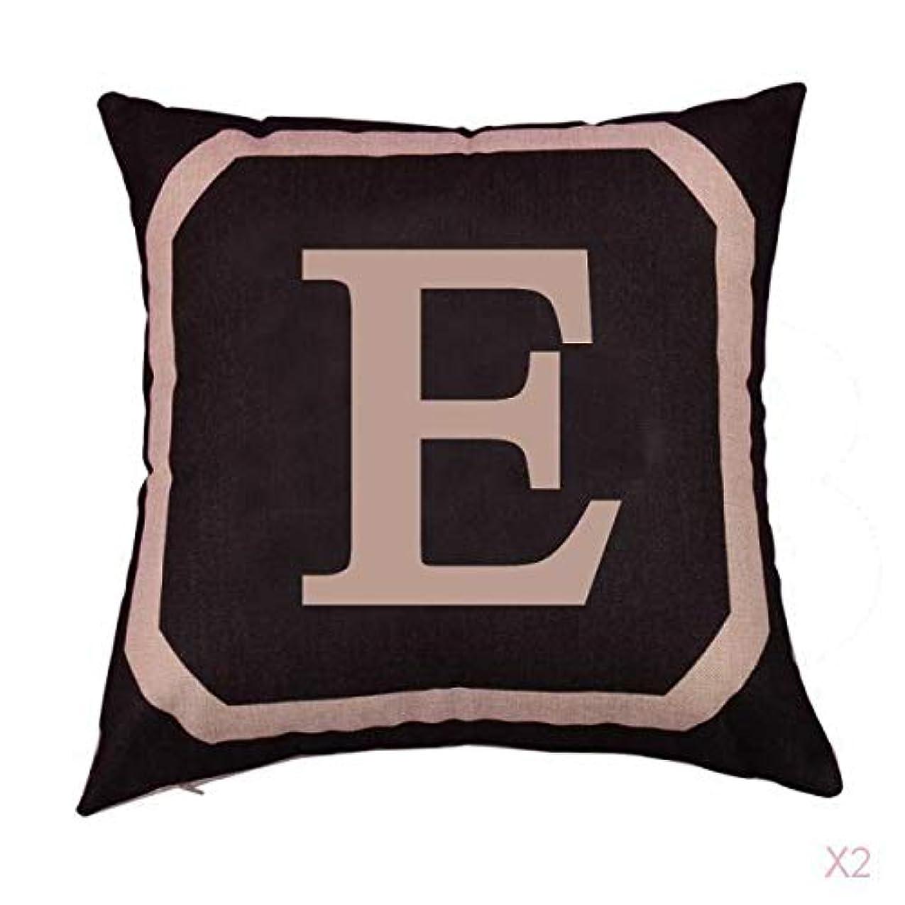 シェア性交七時半正方形の綿のリネンスローピローケース腰クッションカバーベッドソファ装飾電子