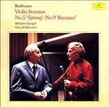 ベートーヴェン:ヴァイオリンソナタ第5番&第9番