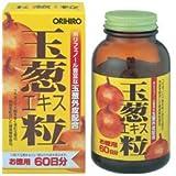 玉葱エキス粒徳用 600粒×(4セット)