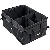 Gonex 車用トランク収納ボックス 折り畳みケース 防水 コンテナ収納