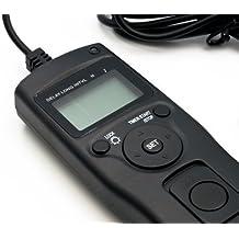 QUMOX Shutter Release Timer Remote Control Canon 1D 1Ds 5D Mark 2 Mark 3 II III 6D