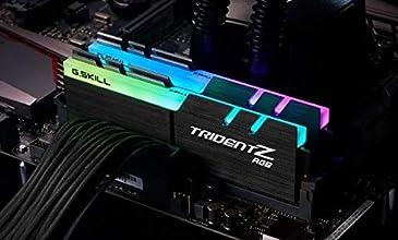 G.skill DDR4 Trident Z RGB F4-3200C16D-32GTZR (DDR4-3200 16GBx2)