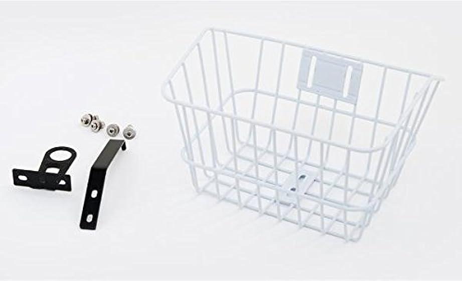 音しなやか狂気Arcoba arcoba用 フロントバスケット:前かご FRONT BASKET 取り付けネジセット付(他の自転車にも取り付け可) 子供用自転車