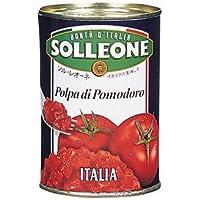SOLLEONE ソル・レオーネ ダイストマト 400g缶 1ケース(24缶)