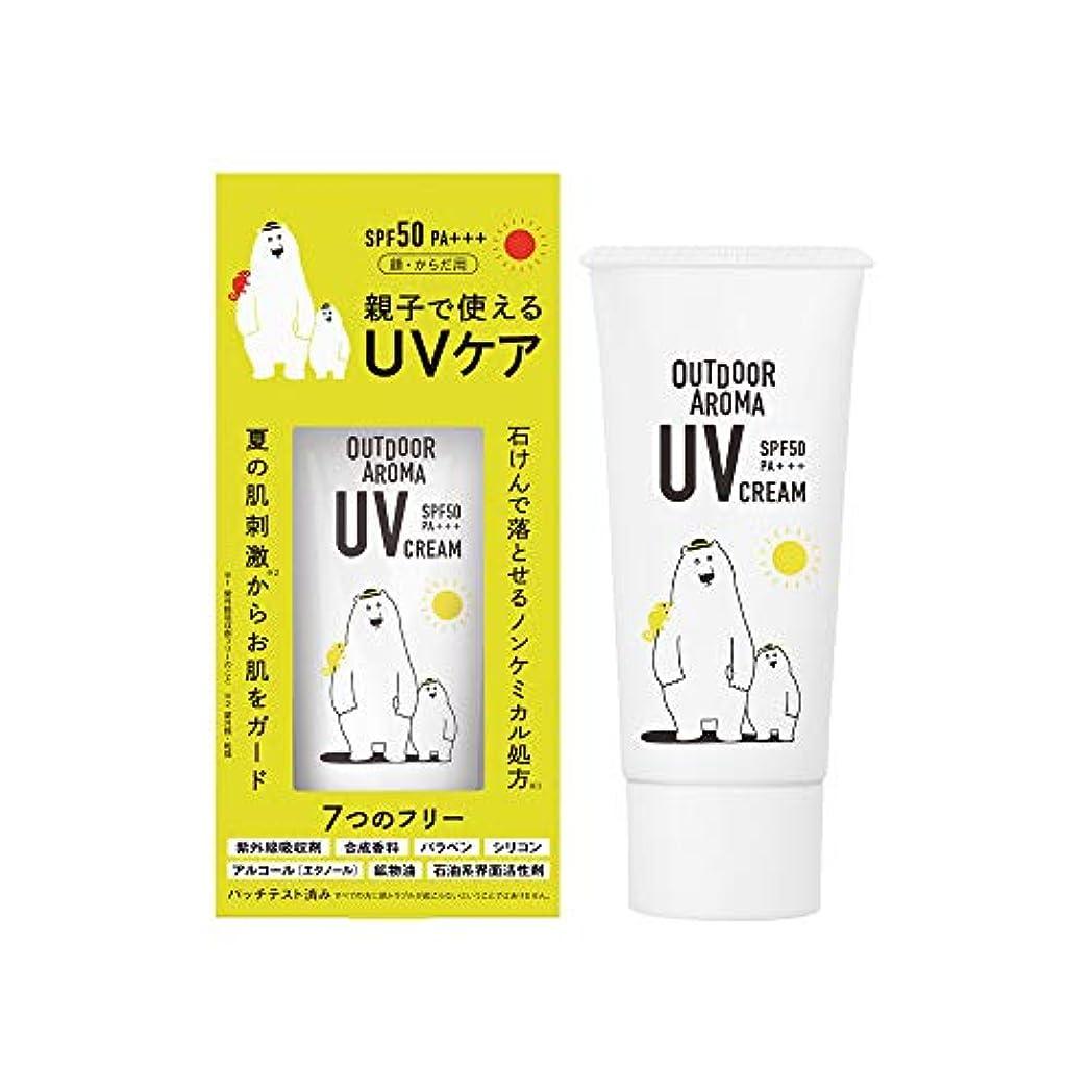 ラッカスパンダくつろぐ白くま アウトドア UVクリーム