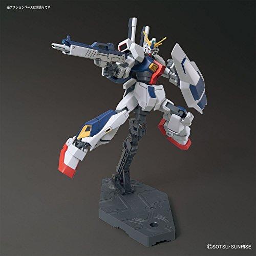 HGUC 機動戦士ガンダム TWILIGHT AXIS ガンダムAN-01 トリスタン 1/144スケール 色分け済みプラモデル