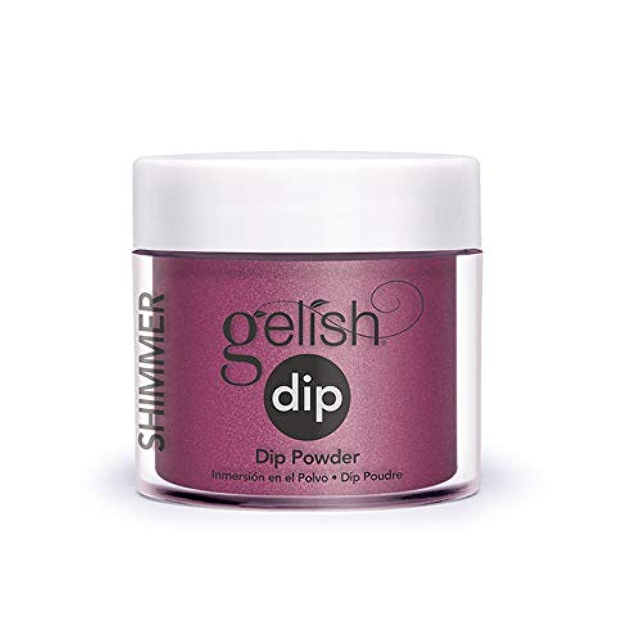 つばブロッサム測るHarmony Gelish - Acrylic Dip Powder - I'm So Hot - 23g / 0.8oz