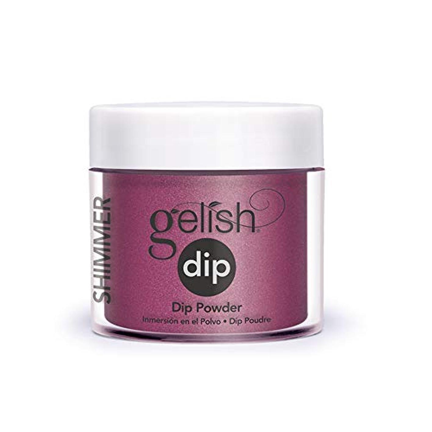 なす展示会提案Harmony Gelish - Acrylic Dip Powder - I'm So Hot - 23g / 0.8oz