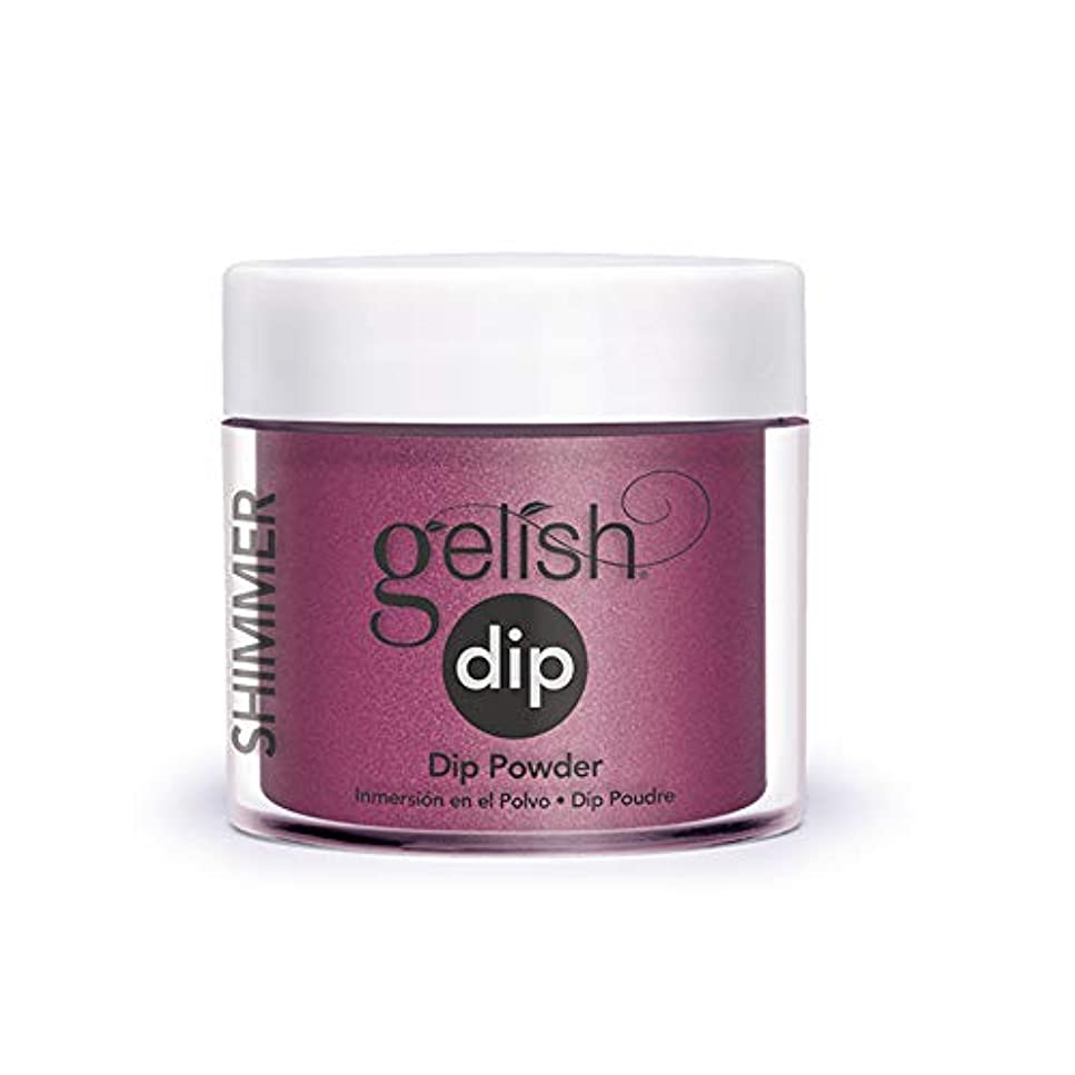 確かめるずんぐりした不一致Harmony Gelish - Acrylic Dip Powder - I'm So Hot - 23g / 0.8oz