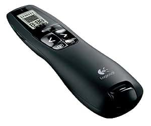 LOGICOOL プロフェッショナルプレゼンター タイマー機能・LCD搭載 R800