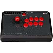 Mayflash ジョイスティック F500 PS4/PS3/XBOX ONE/ XBOX ONE S/XBOX 360/PC/Android/Nintendo Switch/Neogeo mini対応[日本正規品]