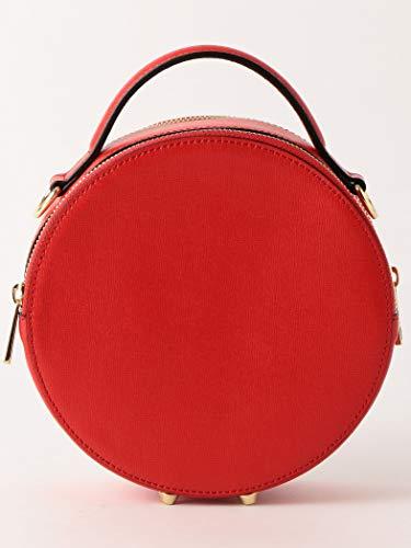 (ユナイテッドアローズ グリーンレーベル リラクシング) ELENA FM CIRCLE BAG バッグ 36323431316 3500 RED(35) FREE