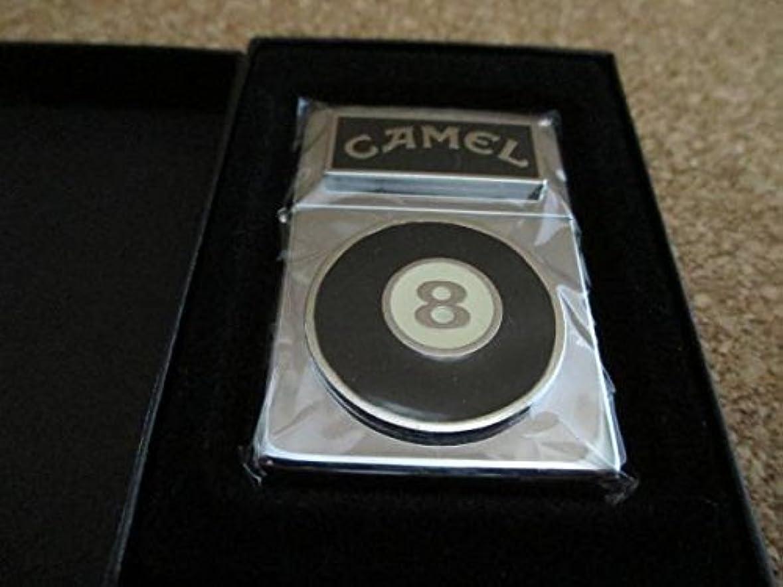 自発的見ました暗記するZIPPO CAMEL 8Ball キャメル 8ボール1993年9月製造 オイルライター ジッポ 廃版