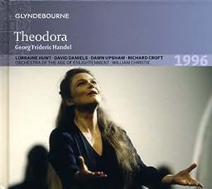 ヘンデル:「テオドーラ」 (George Frideric Handel : Theodora / Orchestra of The Age of Enlightenment, William Christie) [輸入盤]