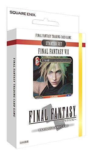 FF-TCG スターターセット ファイナルファンタジーVII 日本語版