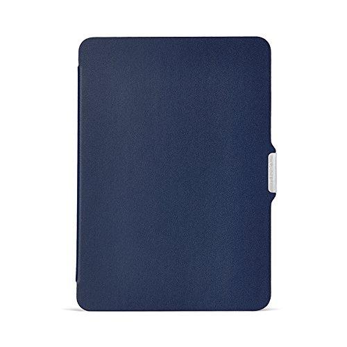 Amazon認定 【Kindle Paperwhite カバー】Nupro スリムカバー ネイビー