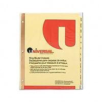 ave11307–AveryゴールドReinforcedラミネートタブDividers