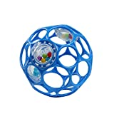 オーボール ラトル ブルー  (22819)