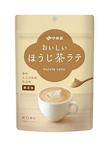 伊藤園 おいしいほうじ茶ラテ 1袋(160g)