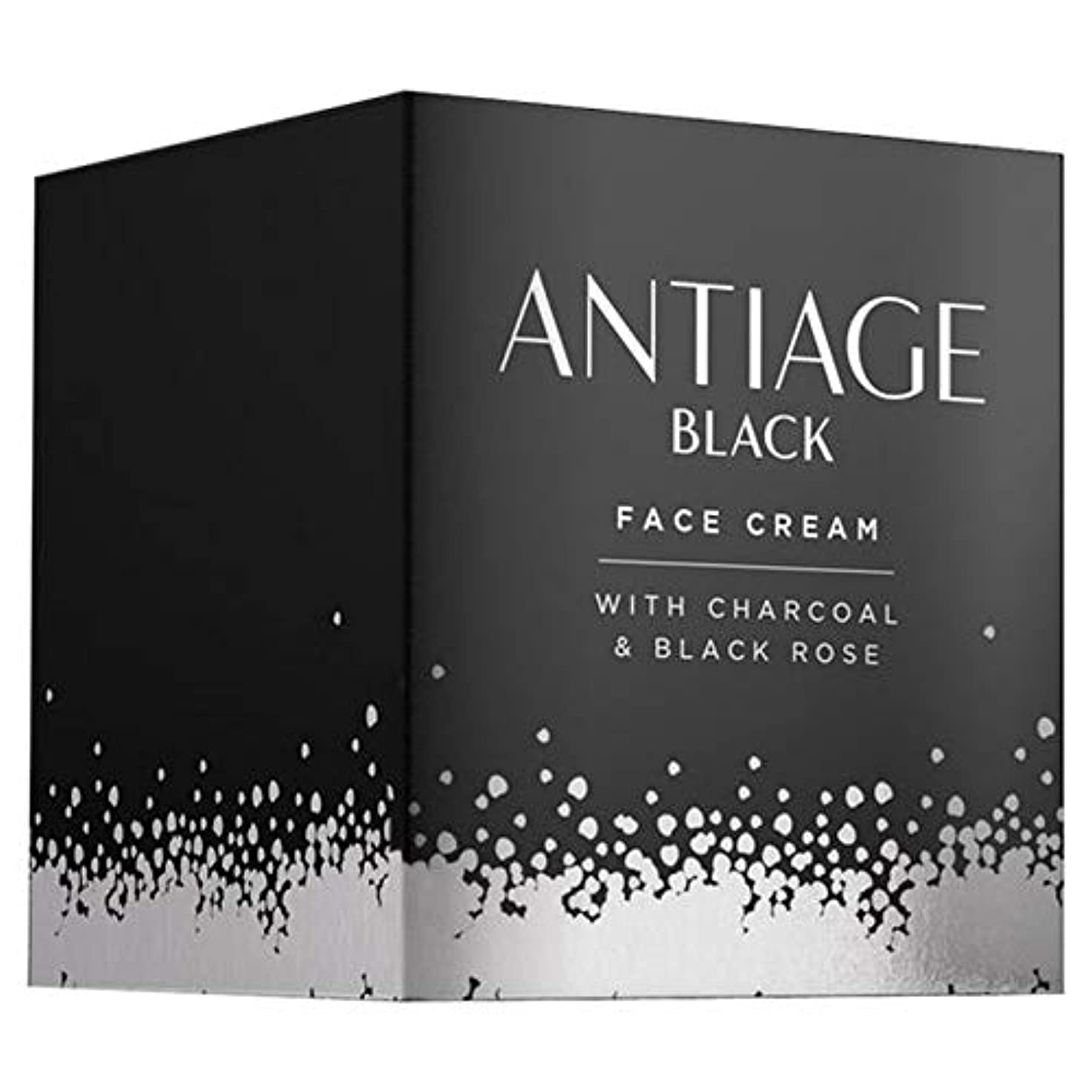汚物見通し不実[Cosmeticism] Cosmeticismアンチエイジングのブラックフェイスクリーム50Ml - Cosmeticism Anti Aging Black Face Cream 50Ml [並行輸入品]
