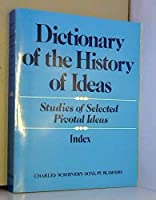 Dictionary of the History of Ideas  Index