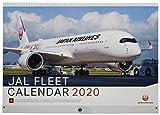 JAL「FLEET」(普通判) 2020年 カレンダー 壁掛け CL-1243