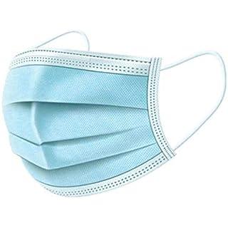 マスク3層構造 花粉99%カット 飛沫防止 フェイスマスク 防護マスク 50枚