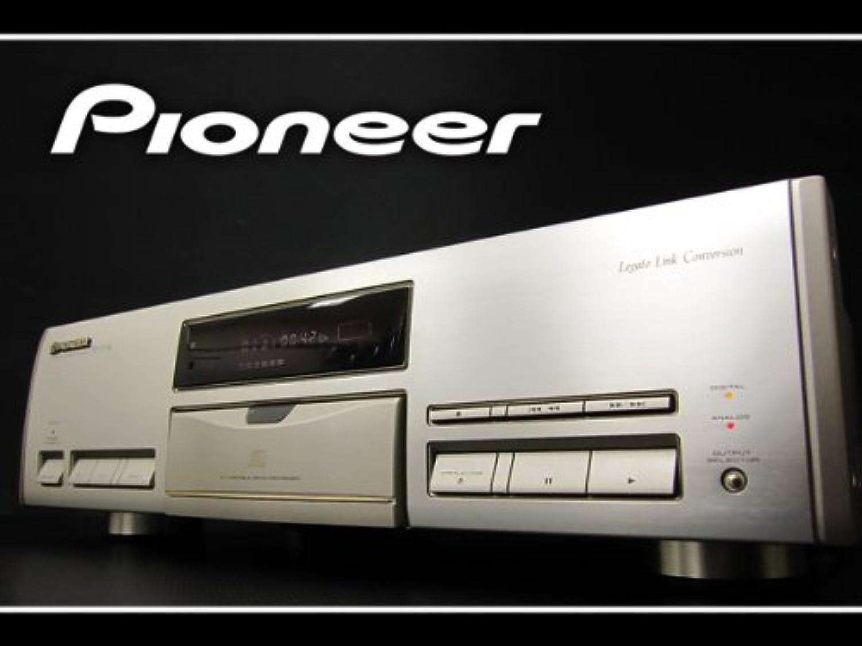 Pioneer PD-T04 CDプレーヤー ターンテーブル方式