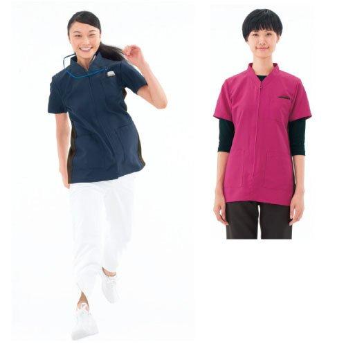 [해외]나가 이레 벤 nagaileben 남녀 겸용상의 반팔 RT-5072/Nagai leben nagaileben unisex dressing short sleeve RT-5072