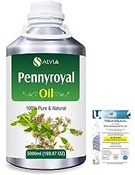 Pennyroyal (Mentha pulegium) 100% Natural Pure Essential Oil 5000ml/169fl.oz.
