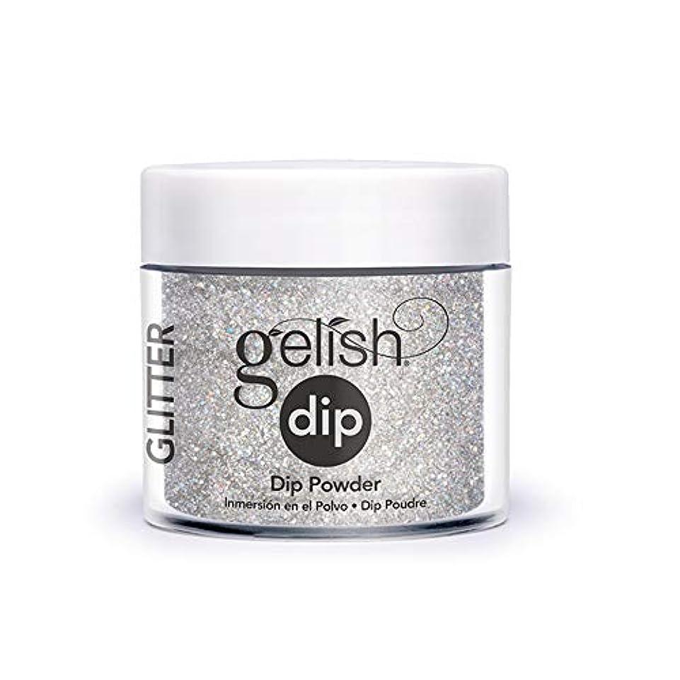 半円行方不明休日Harmony Gelish - Acrylic Dip Powder - Fame Game - 23g / 0.8oz