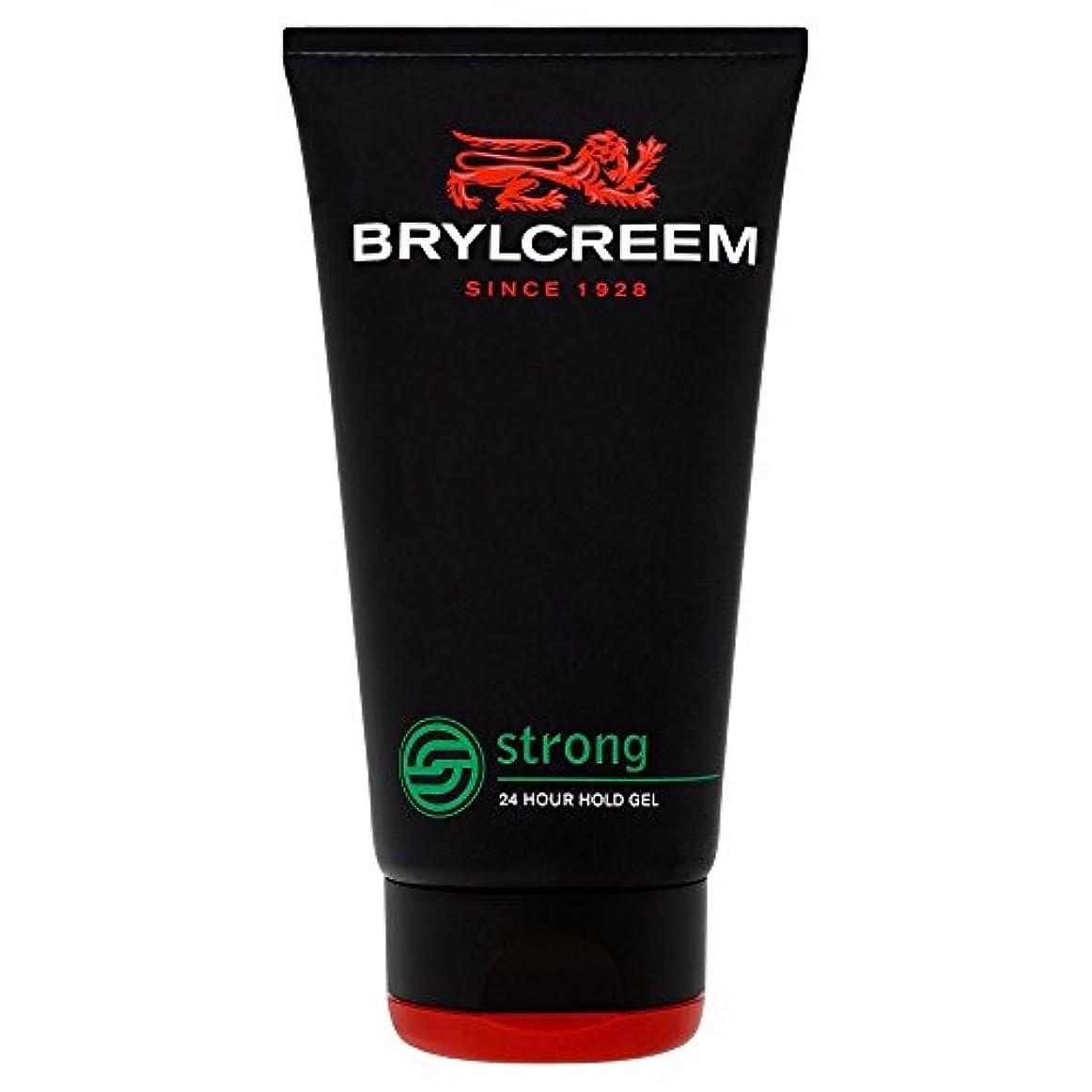 簡単にリーチ剣Brylcreem Strong 24 Hour Hold Gel (150ml) Brylcreem強い24時間の保持ゲル( 150ミリリットル)