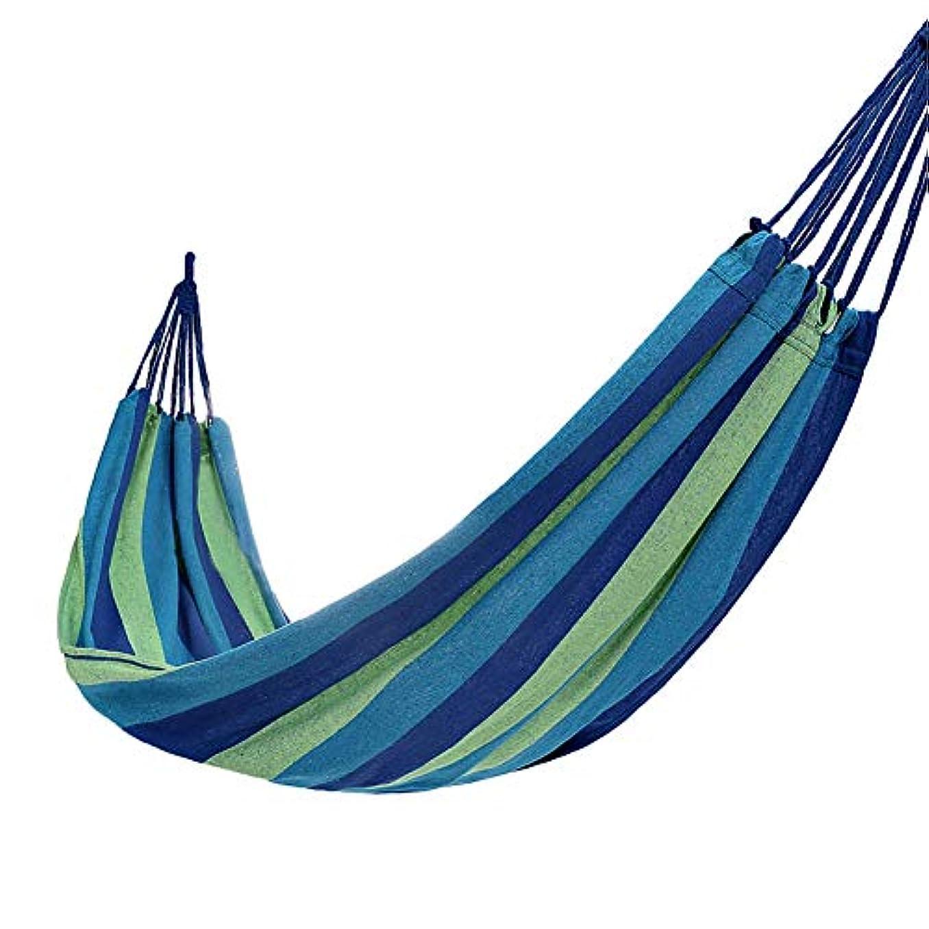天井ダニ気付くポータブル キャンプのハンモック, キャンバス トラベル ハンモック, 1 超軽量 持続可能です 通気性 速乾 ビーチ 庭 ヤード のんびり