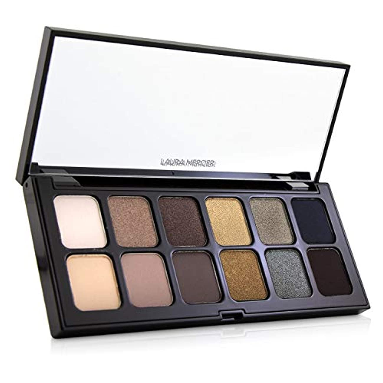 芽手行為ローラ メルシエ Parisian Nudes Eye Shadow Palette (12x Eyeshadow) 12x1g/0.03oz並行輸入品