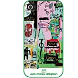 MSY Jean-Michel Basquiat Collection Bezel Case for iPhone 4/4S In Italia APA04-007ITA