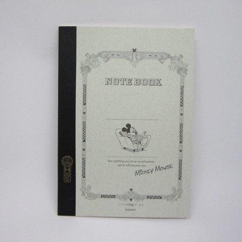 ツバメノート ミッキーマウスA5ノート A5サイズ TBM-5729