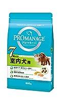 プロマネージ (PROMANAGE) シニア犬用 7歳からの室内犬用 800g [ドッグフード]