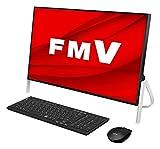 【公式】 富士通 デスクトップパソコン FMV ESPRIMO FHシリーズ WF1/D3 (Windows 10 Home/23.8型ワイド液晶/Core i7/16GBメモリ/約256GB SSD + 約1TB HDD/スーパーマルチドライブ/Office Home and Business 2019/ブラック)AZ_WF1D3_Z273/富士通WEB MART専用モデル