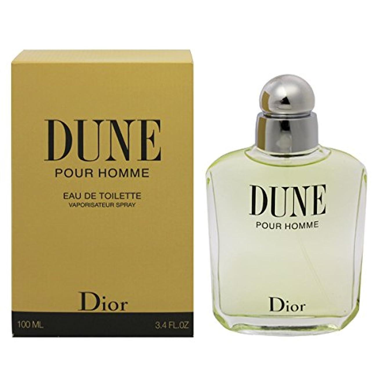 距離脅かす氏クリスチャン ディオール(Christian Dior) デューン プールオム EDT SP 100ml [並行輸入品]