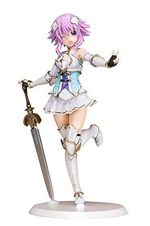 四女神オンライン CYBER DIMENSION NEPTUNE 1/7スケール 「聖騎士ネプテューヌ」 PVC製塗装済完成品